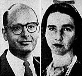Stephen & Audrey Currier