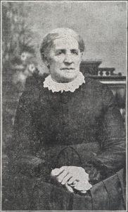 Sophronia Baker