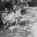 Marion, Anita Parmenter - Marcotte, Edward Lewis Marcotte, Kelly, Clifford Burrit Mason Jr., Tia (Clifford's wife)